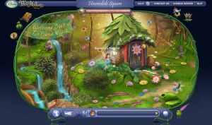The incorporation of new movie elements in the on-line world of Pixie Hollow