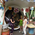Pixie Hollow - Tink & Vidia