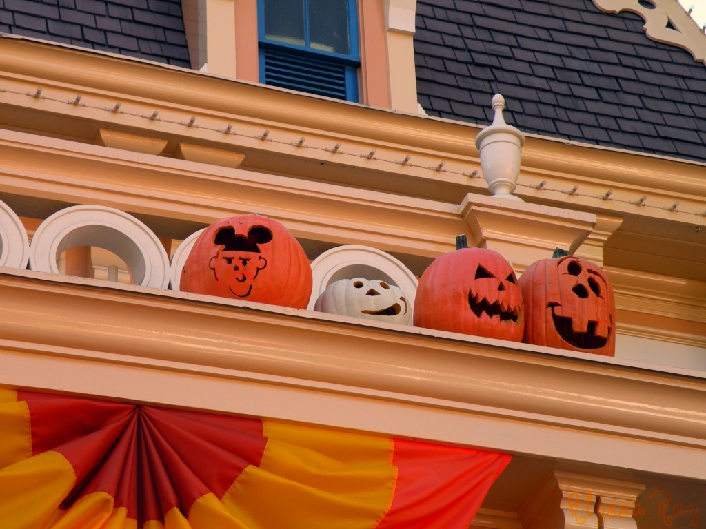 Pumpkins on Main Street