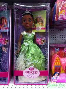 Tiana Princess Doll