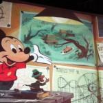 Mickey and Leprechaun