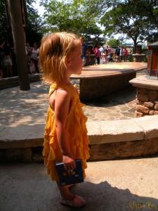 Waiting for Rapunzel